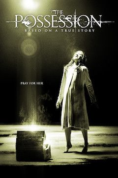 The Possession movie poster.