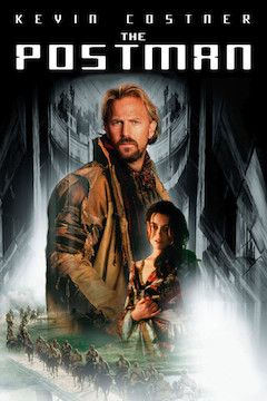 The Postman movie poster.