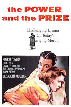 Poster for the movie The Power and the Prize