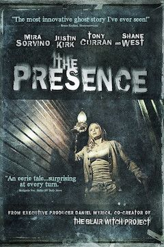 The Presence movie poster.