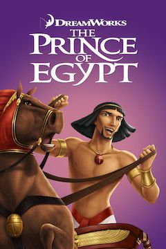 The Prince of Egypt movie poster.