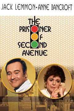 The Prisoner of Second Avenue movie poster.