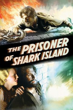 The Prisoner of Shark Island movie poster.