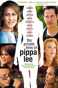 The Private Lives of Pippa Lee movie poster.