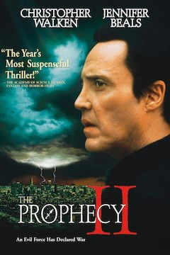The Prophecy II movie poster.