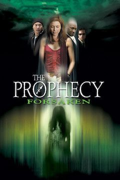 The Prophecy: Forsaken movie poster.