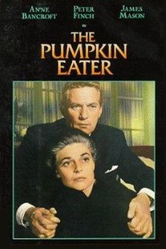 The Pumpkin Eater movie poster.
