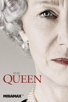 The Queen movie poster.
