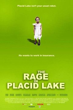 The Rage In Placid Lake movie poster.