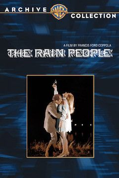 The Rain People movie poster.