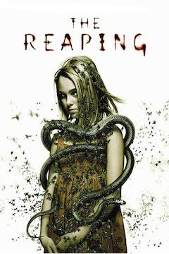 The Reaping movie poster.