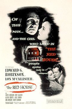 The Red House movie poster.
