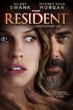 The Resident movie poster.