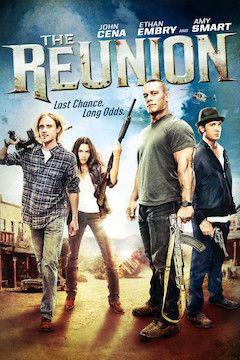 The Reunion movie poster.
