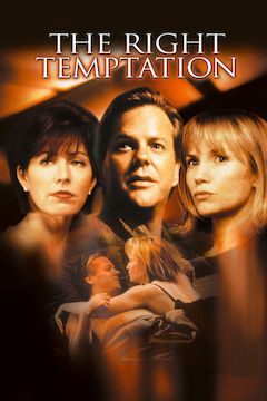 Poster for the movie The Right Temptation
