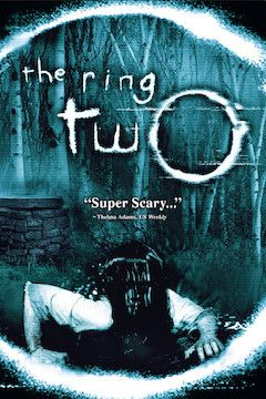 The Ring Two movie poster.