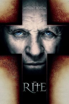 The Rite movie poster.