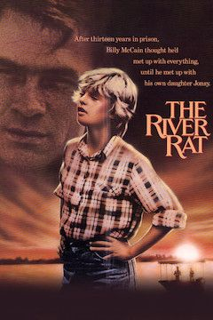 Poster for the movie The River Rat