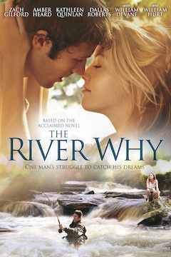 The River Why movie poster.