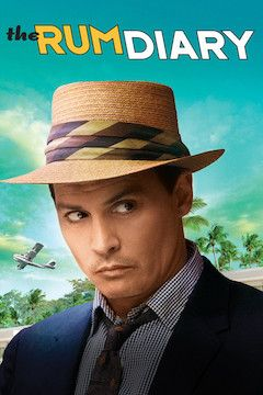 The Rum Diary movie poster.
