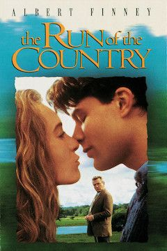 The Run of the Country movie poster.
