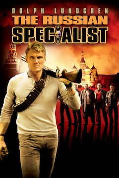 Poster for the movie The Russian Specialist
