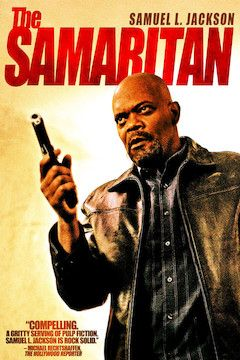 The Samaritan movie poster.