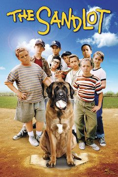 Poster for the movie The Sandlot