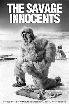 The Savage Innocents movie poster.