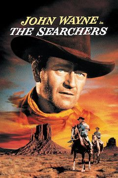 Poster for the movie The Searchers