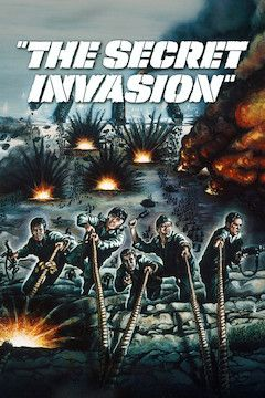 The Secret Invasion movie poster.