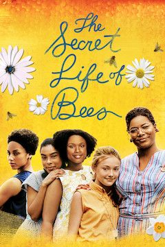 The Secret Life of Bees movie poster.