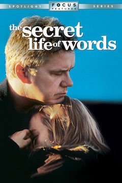 The Secret Life of Words movie poster.