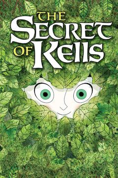 Poster for the movie The Secret of Kells