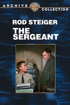 Poster for the movie The Sergeant