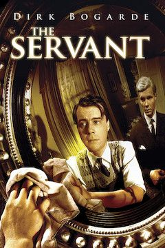 The Servant movie poster.