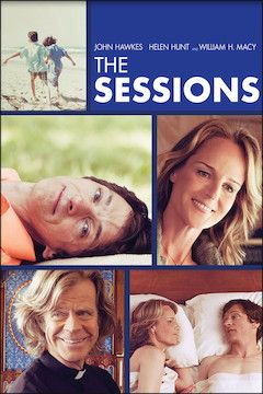 The Sessions movie poster.