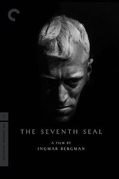 The Seventh Seal movie poster.