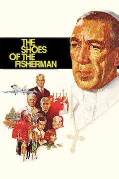 The Shoes of the Fisherman movie poster.