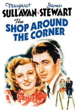 The Shop Around the Corner movie poster.