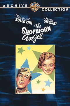 The Shopworn Angel movie poster.