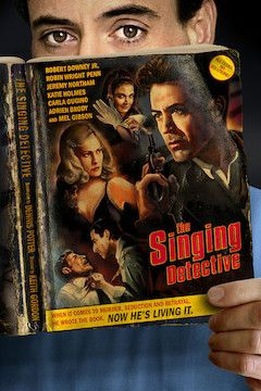 The Singing Detective movie poster.