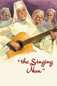 The Singing Nun movie poster.