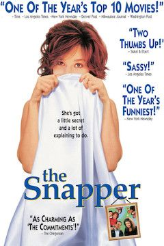 The Snapper movie poster.