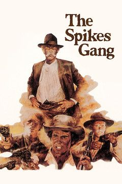 The Spikes Gang movie poster.