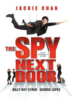 The Spy Next Door movie poster.