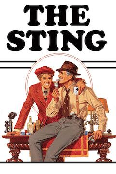 The Sting movie poster.