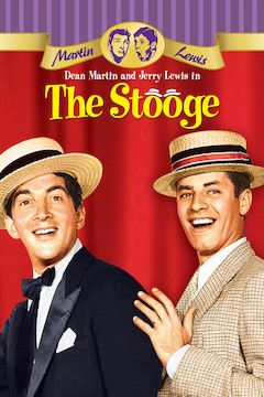 The Stooge movie poster.