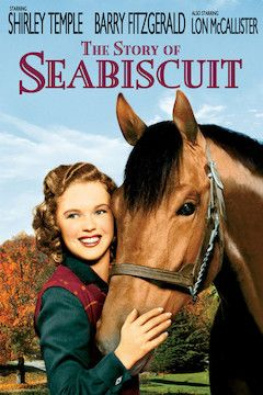 Poster for the movie The Story of Seabiscuit