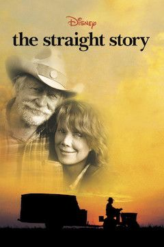 The Straight Story movie poster.